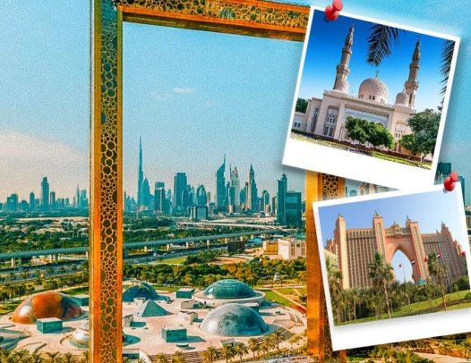 dubai city tour - dubai tour offer - dubai tourism -